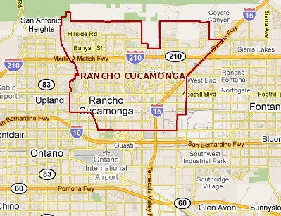 What Is The Zip Code For Rancho Cucamonga